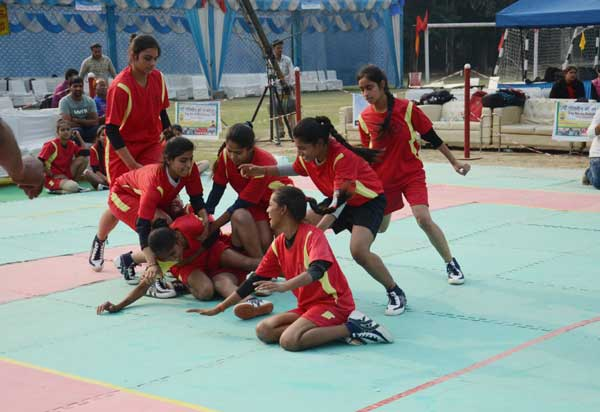 girls kabaddi tournament