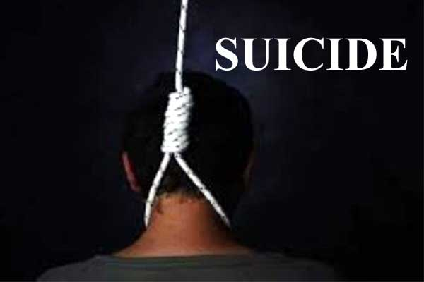 management student hangs himself to death