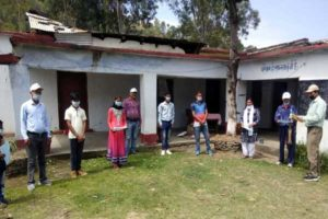Indian Red Cross Society and Bharat Scout Guide Pauri launched public awareness campaign